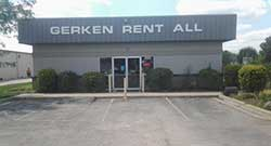 Gerken Rent-All in Gardner Kansas