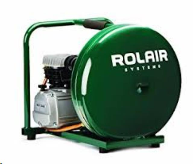 Where to find AIR COMPRESSOR PANCAKE ELECTRIC ROL-AIR in Kansas City