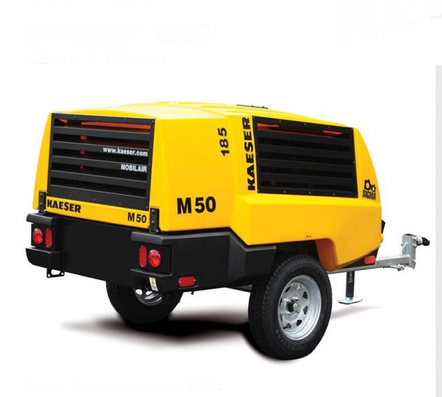 Where to find AIR COMPRESSOR 185CFM DIESEL TOWABLE in Kansas City