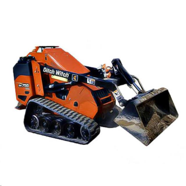 Where to find MINI SKID STEER, DITCH WITCH OR TORO DINGO in Kansas City
