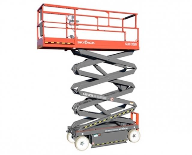 Where to find SCISSOR LIFT  26 FEET 32 WIDE in Kansas City