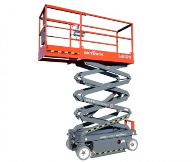 Where to find SCISSOR LIFT  19  FEET  30 OR 32  WIDE in Kansas City