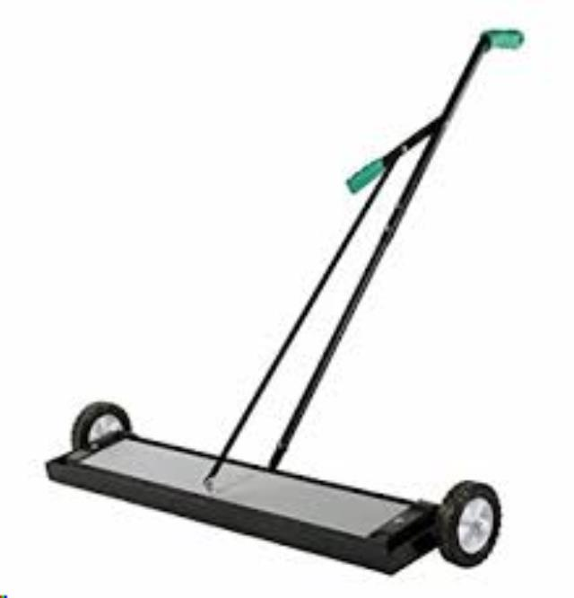 Where to find LAWN ROLLER MAGNETIC SWEEPER in Kansas City