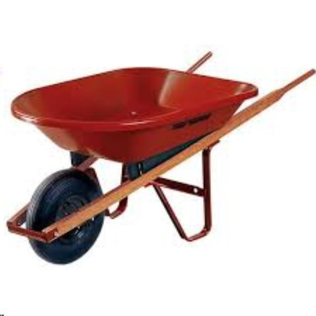 Where to find WHEELBARROW 6 CUBIC FOOT in Kansas City