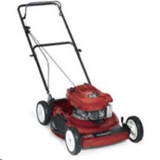 Where to find LAWN MOWER, PUSH 21  4 CYCLE in Kansas City