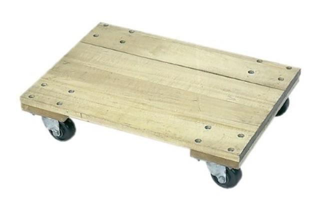 Where to find DOLLIE 4 WHEEL SOLID WOOD TOP in Kansas City