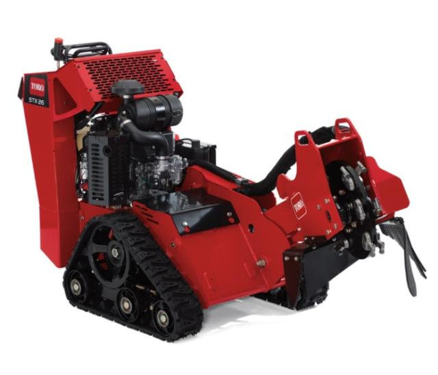 Where to find STUMP GRINDER SELF-PROPELLED 27HP in Kansas City