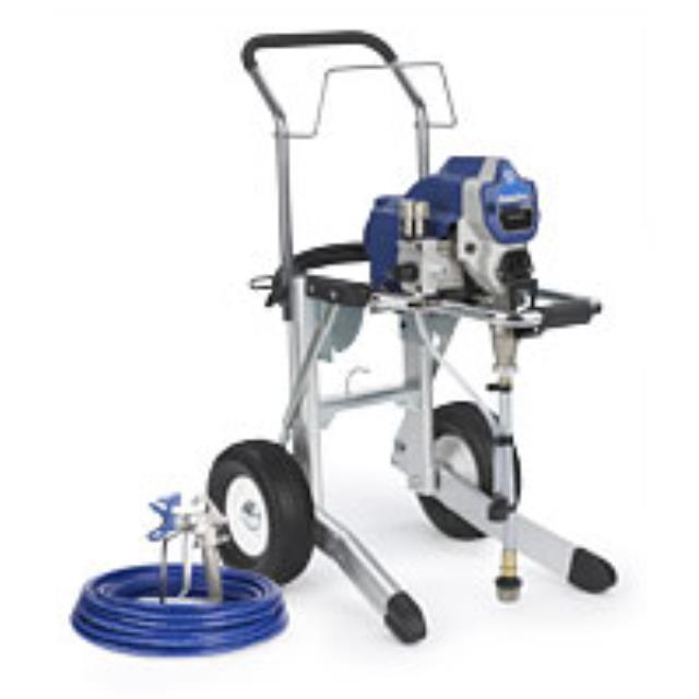 Where to find PAINT SPRAYER AIRLESS GRACO in Kansas City