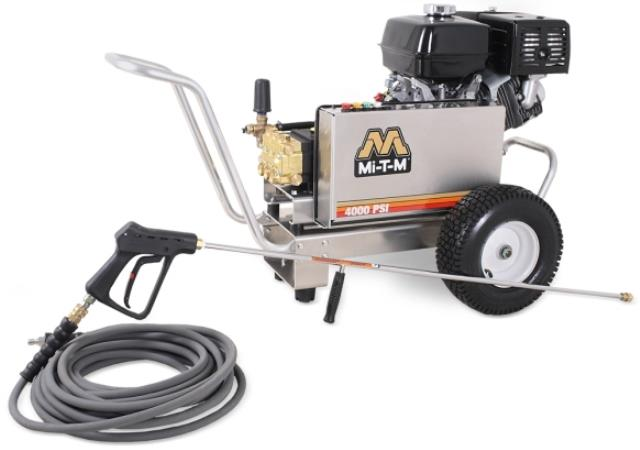 Where to find PRESSURE WASHER COLD 3000PSI GAS MI-T-M in Kansas City