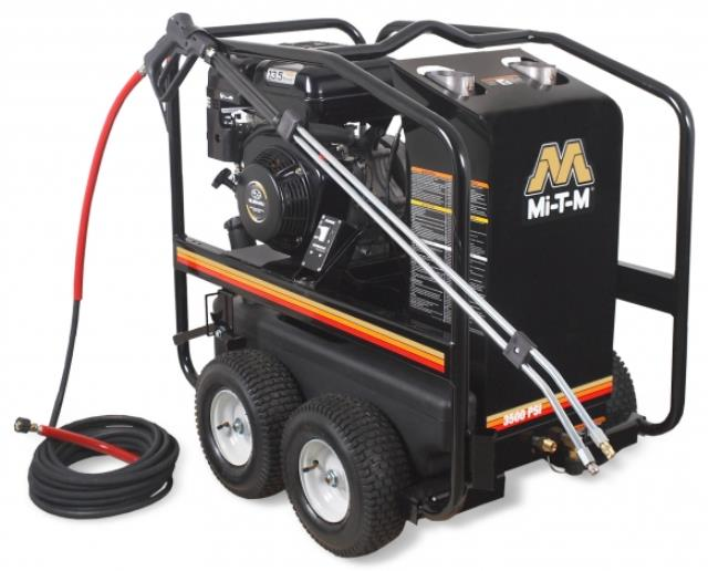 Where to find PRESSURE WASHER HOT 3500 PSI GAS MI-T-M in Kansas City