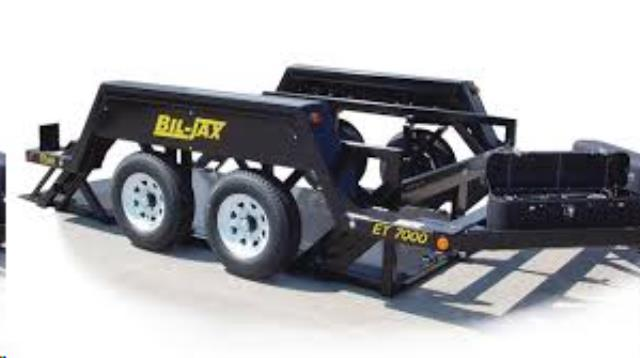 Where to find TRAILER ELECTRIC SCISSOR LIFT TRAILER in Kansas City