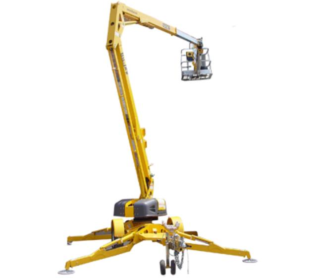 Where to find TOWABLE BOOM LIFT 45  ARTICULATING in Kansas City