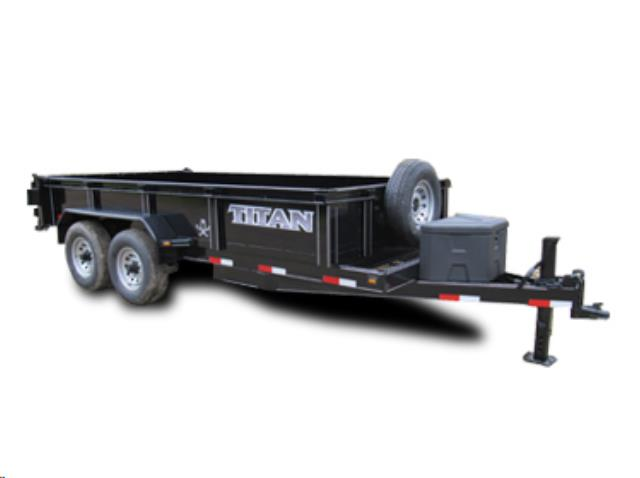 Where to find TRAILER DUMP 7 x12  4TON CAP in Kansas City