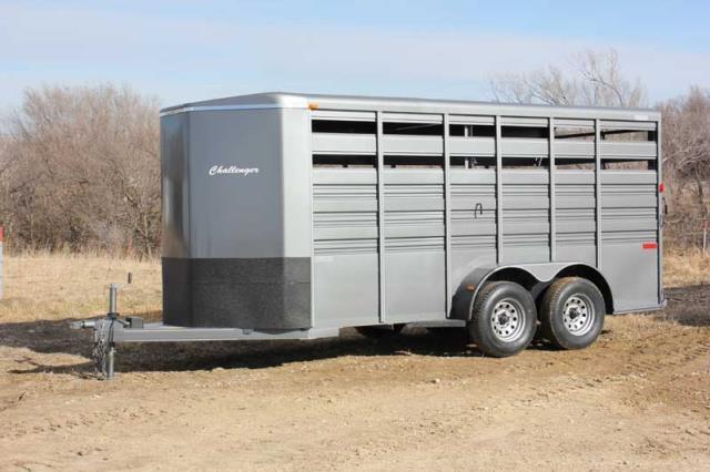 Trailer Stock Bumper Pull 16 Foot Rentals Kansas City Ks