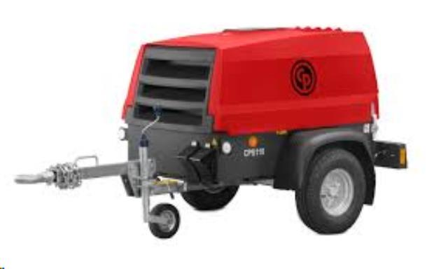Where to find AIR COMPRESSOR 110CFM DIESEL TOWABLE in Kansas City