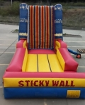 Where to rent INFLATABLE, VELCRO WALL in Kansas City KS