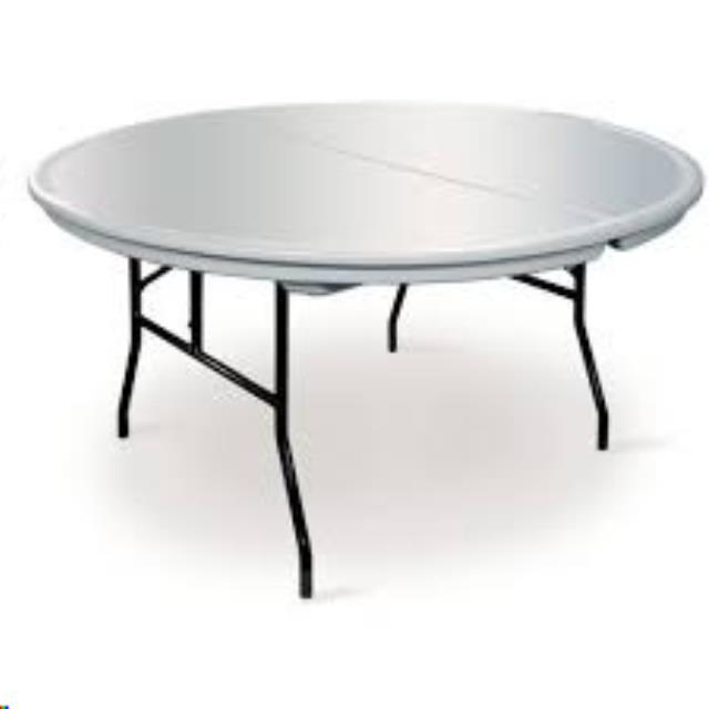 Where to find TABLES ROUND 5FT DIAMETER in Kansas City