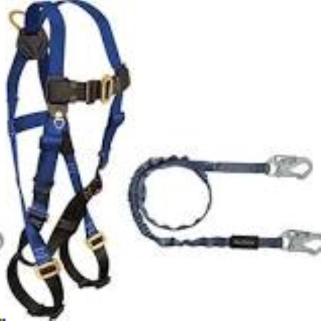 Where to find SAFETY HARNESS KIT in Kansas City