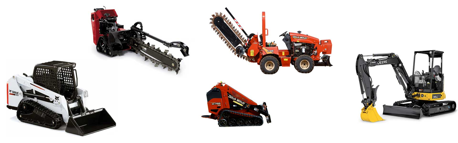 Equipment for rent in Ottawa KS, Leavenworth KS, Independence MO, Louisburg KS, Overland Park KS, Gardner KS, Pittsburg KS, McPherson KS, Garnett KS, Martin City MO, Paola KS, Harrisonville MO